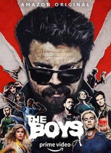 The Boys Season 2 (2020) ก๊วนหนุ่มซ่าล่าซูเปอร์ฮีโร่